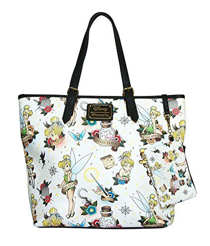 loungefly-disney-tinkerbell-tote-bag-cream-multi