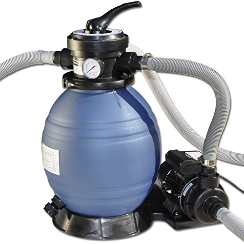Sand Master Soft Sided Above Ground Pool Sand Filter System Sand System