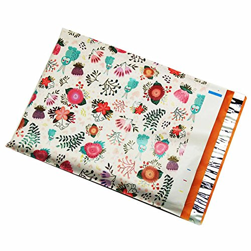 100 10x13 Cute Bunnies Hare Poly Mailers Shipping Envelopes Bags 10 x 13 By ValueMailers]()