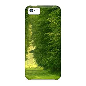 yoa28168krib Cool naturaleza impresionante alta calidad iphone 5C casos piel