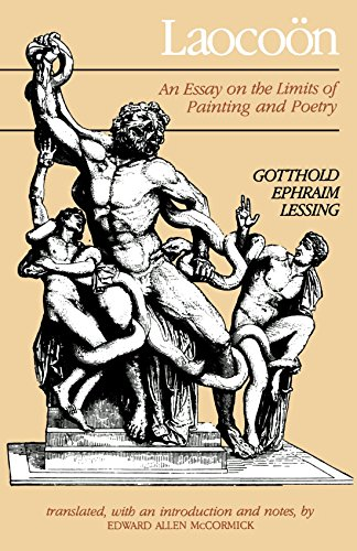 Laocoon: An Venture on the Limits of Painting and Poetry (Johns Hopkins Paperbacks)