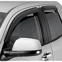AutobotUSA SUN/RAIN GUARD SMOKE VENT SHADE DEFLECTOR WINDOW VISORS 4PC 12-16 TOYOTA CAMRY
