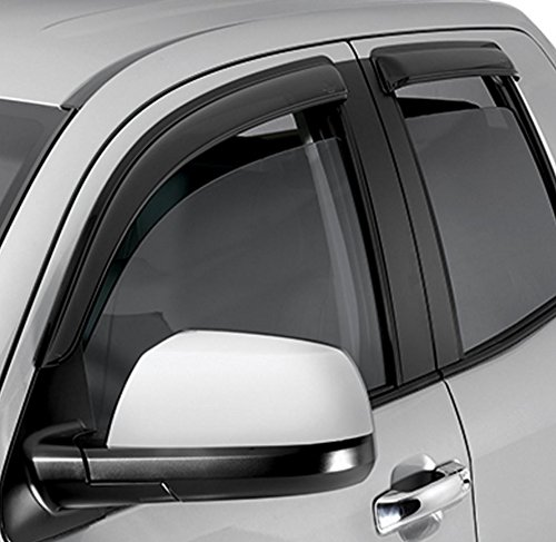 Gts Side Window Deflectors (Velocity Concepts SUN/RAIN GUARD SMOKE VENT SHADE DEFLECTOR WINDOW VISORS 08/09-15 DODGE JOURNEY)