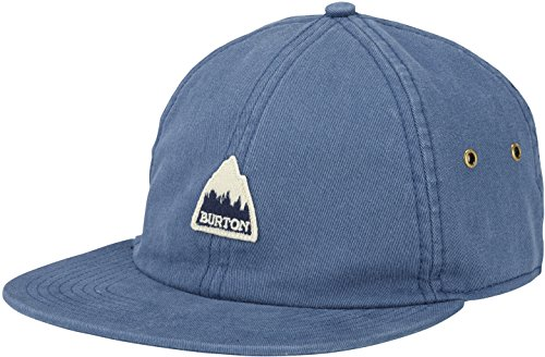 Burton Unisex Rad Dad Hat, Mood Indigo, One Size ()