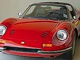 Sergio Pininfarina - Designer of the Ferrari 250 GTO, Dino & Testarossa
