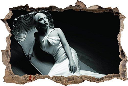 Lady Gaga Smashed Wall Decal Graphic Sticker Home Decor Art Mural Music J100, Regular