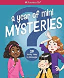 img - for A Year of Mini Mysteries: 29 Tricky Tales to Untangle book / textbook / text book