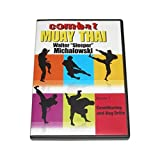 Combat Muay Thai Kickboxing #1 Conditioning & Bag Drills DVD Michalowski CMT01-D by Walter Sleeper Michalowski