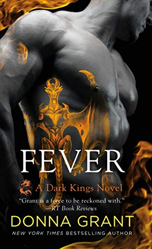Fever: A Dark Kings Novel by [Grant, Donna]