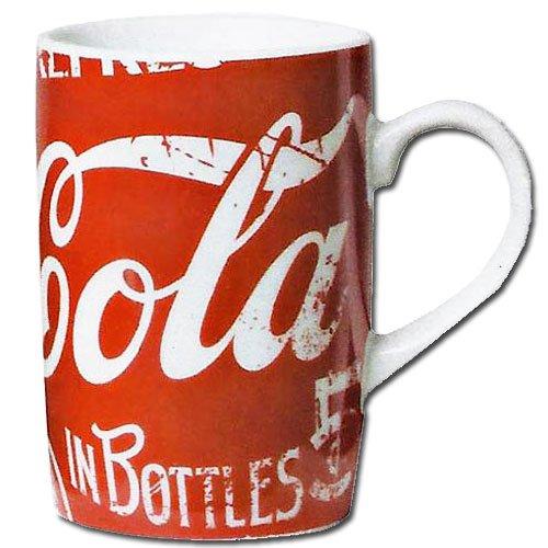 Red Classic Coke Ceramic Mug Delicious and (Danica Mug)