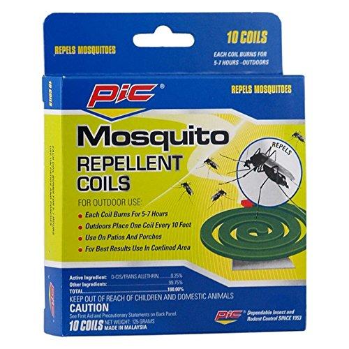 pic mosquito repellent coils - 5