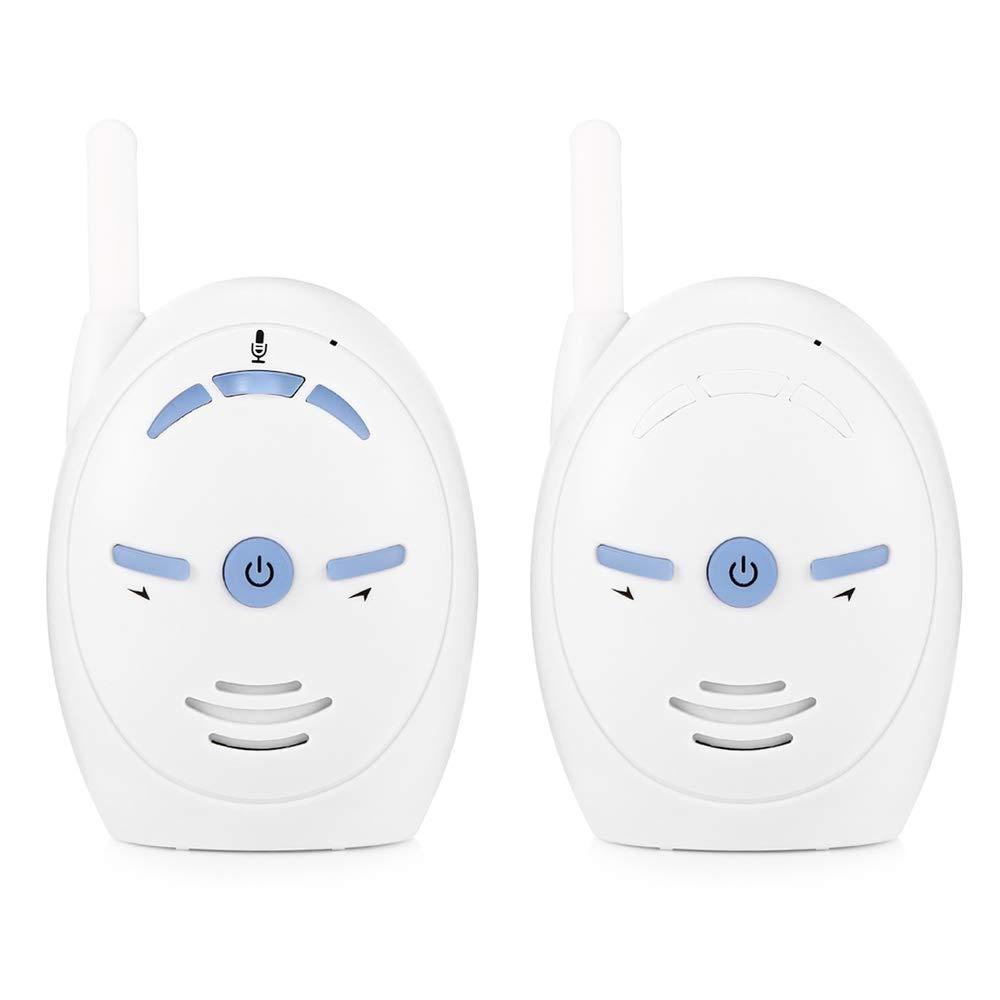 Monitor-de-audio-digital-para-bebes-de-2-4-GHz-inalambrico-recargable-con-s