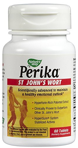 033674065600 - Nature's Way Perika St John's Wort -- 60 Tablets carousel main 0