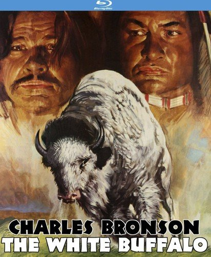 White Buffalo (1977) [Blu-ray] Kim Novak Clint Walker Jack Warden Will Sampson Charles Bronson