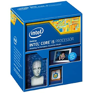 Intel Core i5-4460 LGA 1150 CPU BX80646I54460