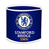 Chelsea FC Fabric Lamp Shade (One Size) (Blue)