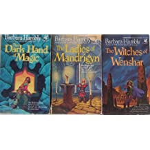3 the Dragonsbane: The Ladies of Mandrigyn ~ the Witches of Wenshar ~ the Dark Hand of Magic