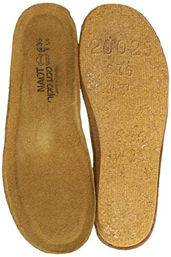 Naot Women's Allegro Replacement Footbed Cork 39 ()