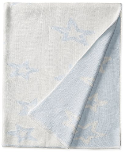 Widgeon Baby-Girls' Newborn Cotton Baby Blanket, Stars, One (Widgeon Saras Prints)