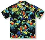 RJC Boys Tropic Birds Hawaiian Shirt