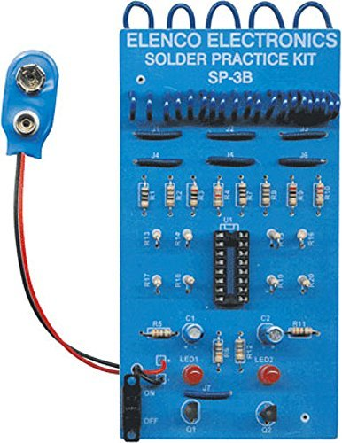 Practical Soldering Project Kit ()