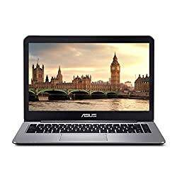 "Asus Vivobook E403na-us04 Thin & Lightweight 14"" Fhd Laptop, Intel Celeron N3350 Processor, 4gb Ram, 64gb Emmc Storage, 802.11ac Wi-fi, Usb-c, Windows 10"