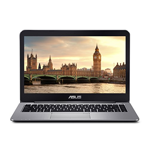 "ASUS VivoBook E403NA-US04 Thin and Lightweight 14"" FHD Laptop Intel Celeron N3350 Processor 4GB RAM 64GB eMMC Storage 802.11ac Wi-Fi USB-C Windows 10"