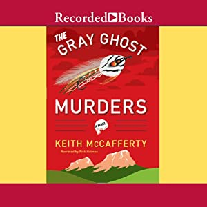 The Gray Ghost Murders Audiobook