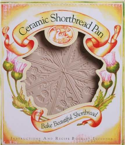 Brown Bag Thistle Shortbread Cookie Pan