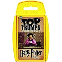 Top Trumps Harry Potter And The Order Of The Phoenix Card Game   Educational Card Games