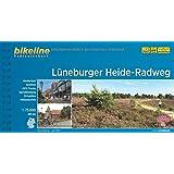 Bikeline Radtourenbuch: Lüneburger Heide-Radweg: Radtourenbuch und Karte 1 : 75.000, 893 km, wetterfest/reißfest, GPS-Tracks Download