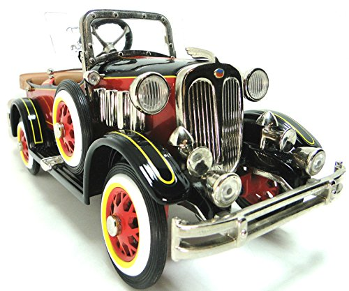 High End Collector Pedal Car Ford Vintage 1920s Race Sport GT Sportscar Concept Antique Hot Rod Auto Racing Midget T Model 1966 Racer Art 1940 40 Classic Heavy Metal Collectible NOT Child Ride On (1940 Ford Hot Rod)