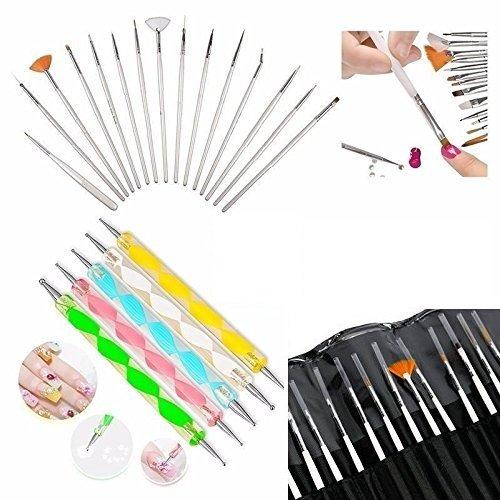 nail polish and tools - 1