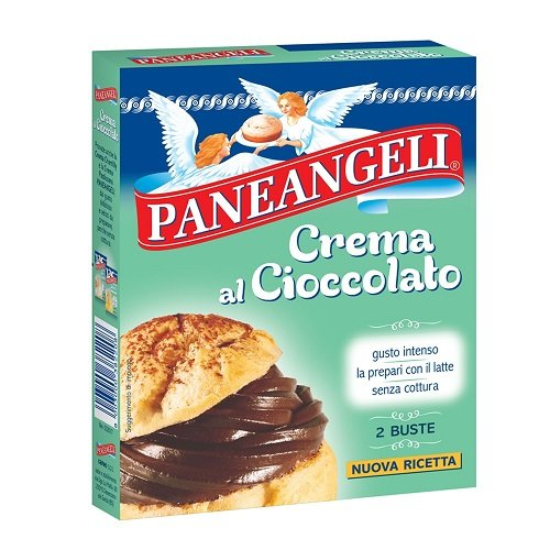 Paneangeli Crema Cioccolato Chocolate Pastry Cream Mix for Baking Cakes 2x 40g: Paneangeli: Amazon.es: Alimentación y bebidas