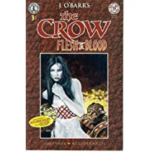 James O`Barr`s The Crow: Flesh & Blood #3 (Kitchen Sink Comics)