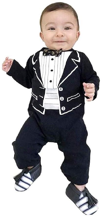 Costume Frack Bambino Vestito Carnevale Costumino A Tutina