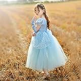CQDY Girls Princess Dress Fancy Costume Role Play