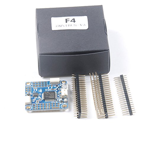 OMNIBUS F4 V3 Flight Controller with OSD Current Sensor MicroSD 5V BEC for FPV Racing Drone Quadcopter Multirotor Betaflight Firmware