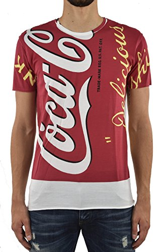 Dolce & Gabbana Men's T-Shirt Delicious Coke - Assorted Sizes Dolce & Gabbana Mens Clothing