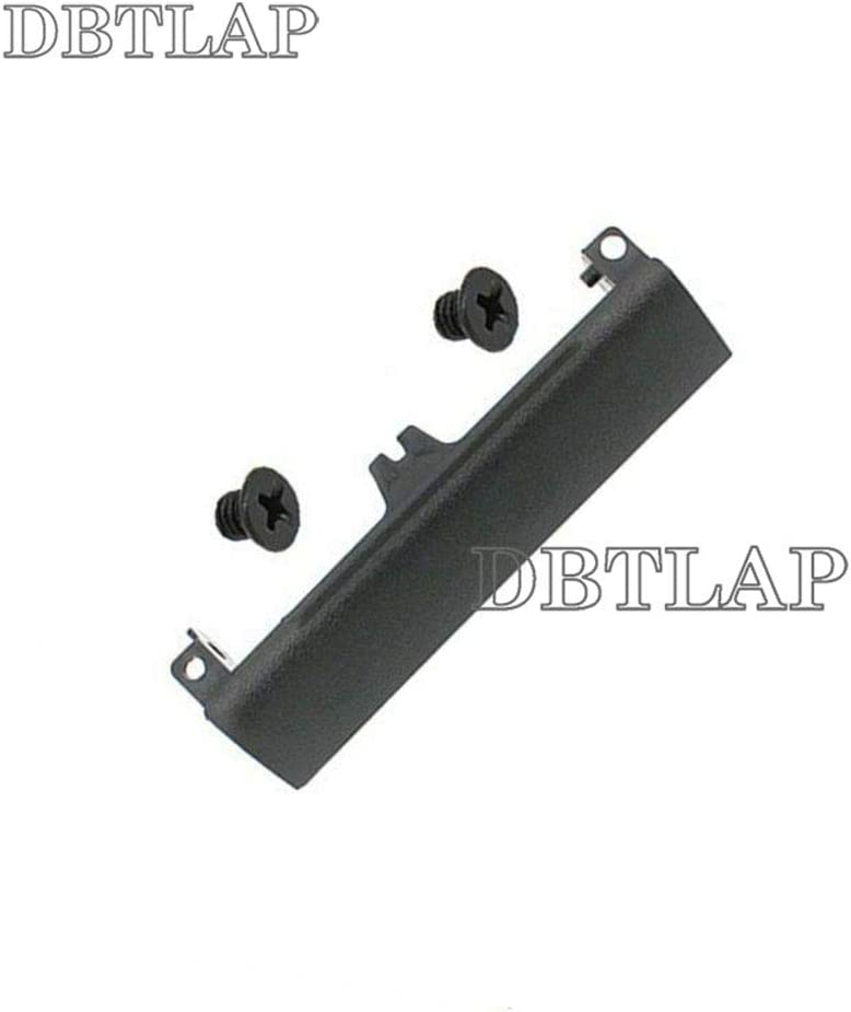 DBTLAP Compatible for Dell Latitude E6330 Primary Hard Drive Enclosure Door Cover Black with HDD