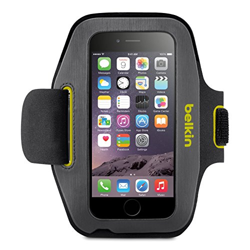 Belkin Sport Fit Armband iPhone Limelight