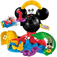 Casa club de Disney 'Mickey Mouse Fly' n Slide de Fisher-Price