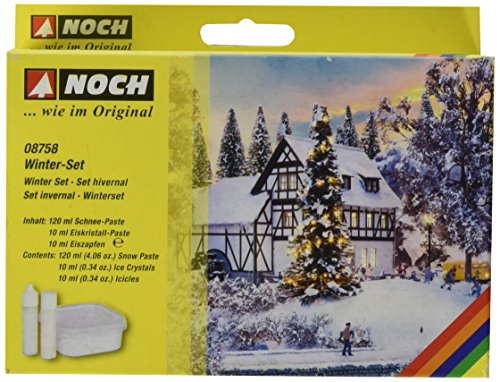 Noch 8758 Winter Set  G,0,H0,TT,N,Z Scale for sale  Delivered anywhere in USA