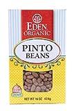Eden Foods Organic Pinto Beans -- 16 oz - 2 pc
