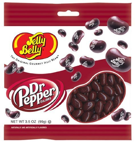 (2 Pack - Dr. Pepper Jelly Beans 99g (3.5oz) Bag)
