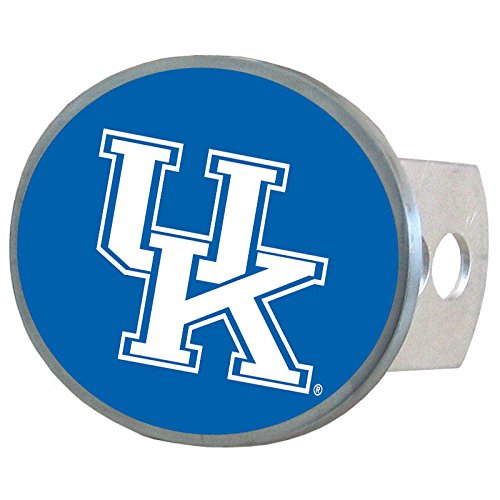 - NCAA Kentucky Wildcats Oval Hitch Cover