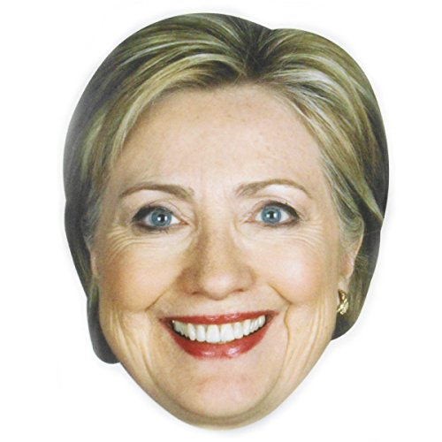 Hillary and Bill Clinton (2) Mask - Stores Clinton