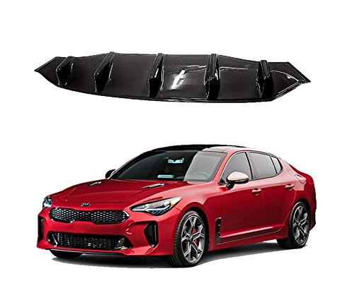 NO DRILLING!! ALL COLORS PAINTED SMALL REAR SPOILER FOR 2018-2019 KIA STINGER