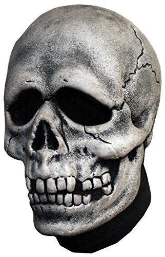 Trick Or Treat Mask (Trick or Treat Studios Men's Halloween III-Skull Mask, Multi, One Size)