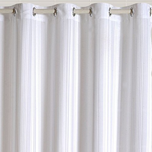 Outlet Yuga Home Dcor Polyester Solid Premium Plain Shower Curtain 72 X 80 Inches 1Pc